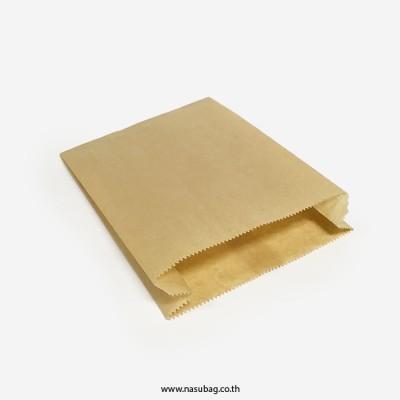 ถุงซองกระดาษน้ำตาลกันมันซึม